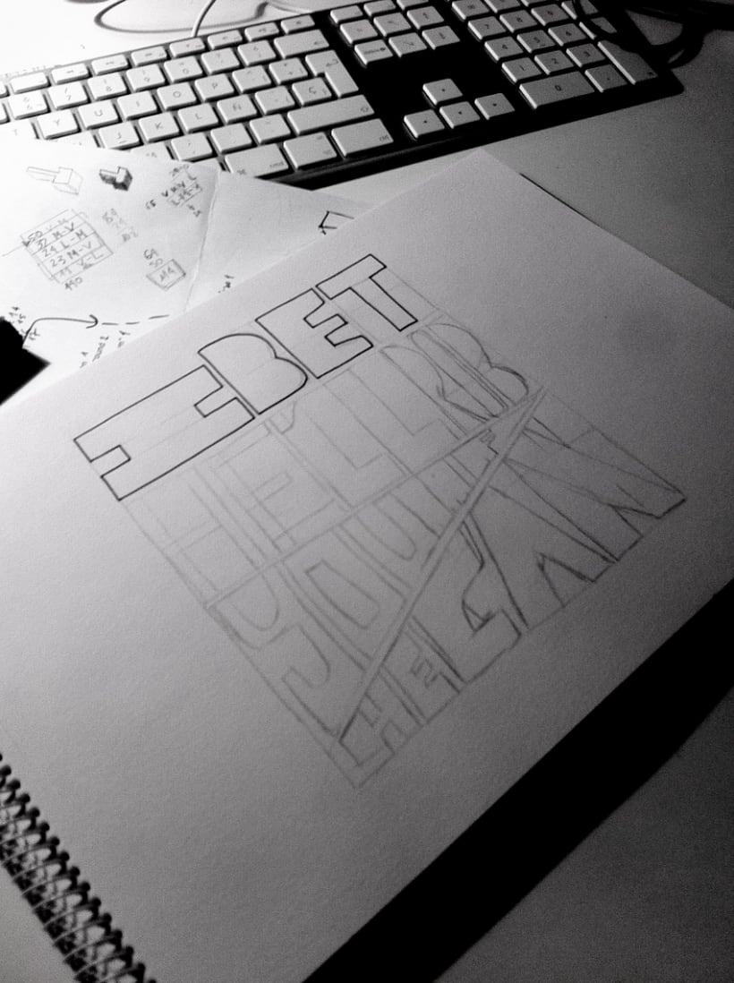 Lettering Experience 2