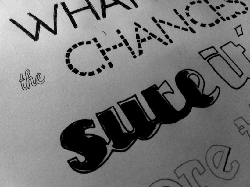 Lettering Experience 8