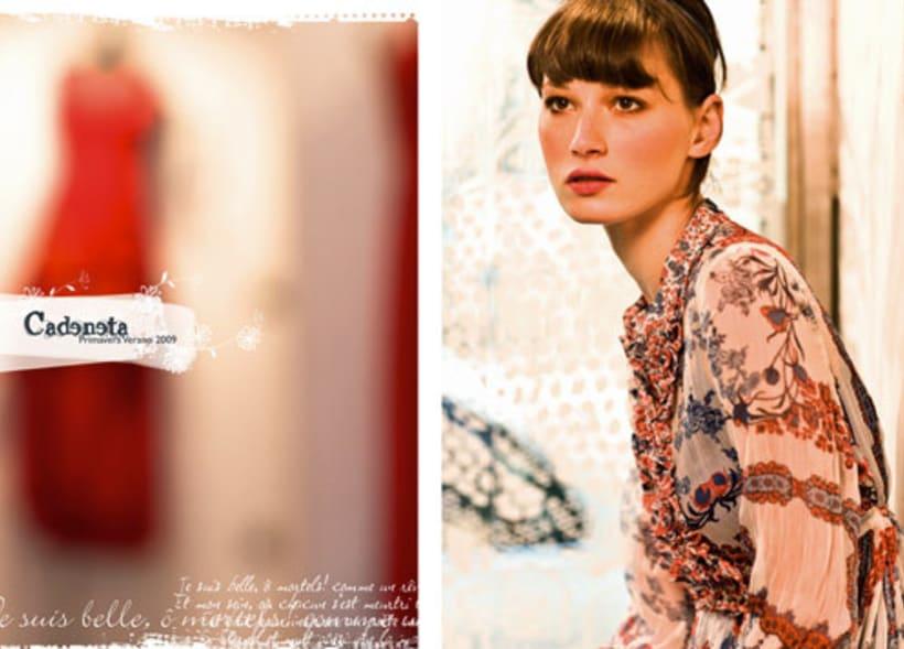 Catálogos de Moda. Gestión integral del proyecto 6