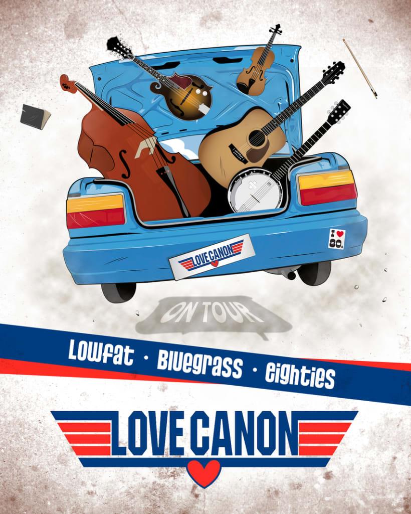"""LoveCanon"" Poster 1"
