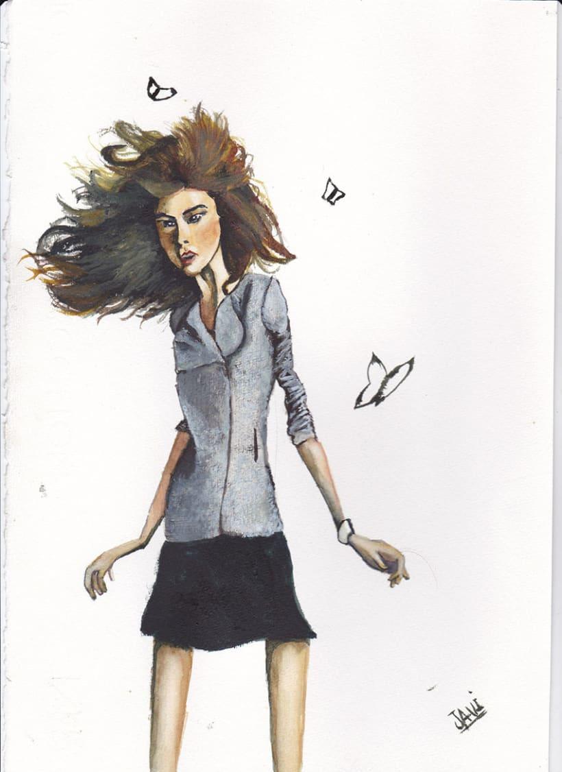 ilustracion moda 0