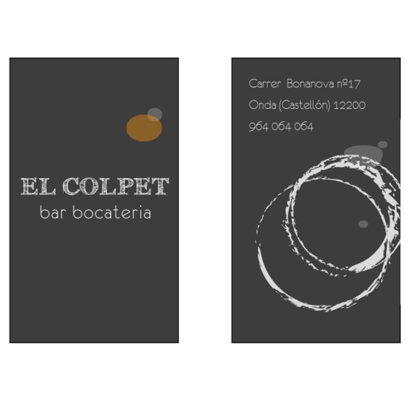 Tarjetas Colpet 0