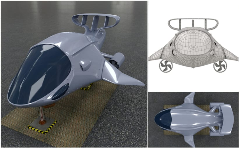 Submarine Vehicle Design 0