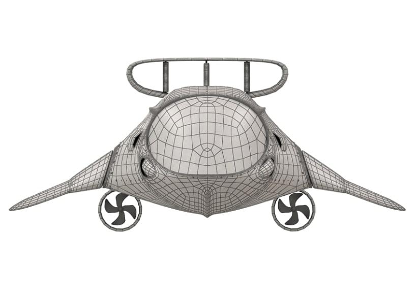 Submarine Vehicle Design 2