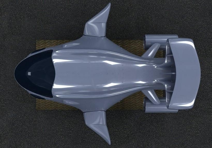 Submarine Vehicle Design 7