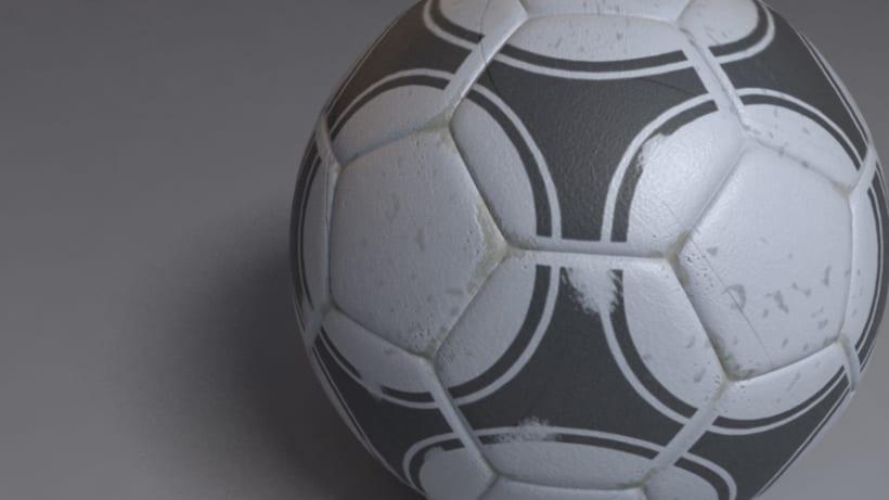 Tango Soccer Ball 0