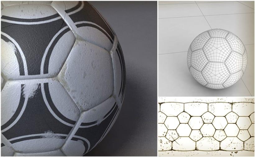 Tango Soccer Ball 1