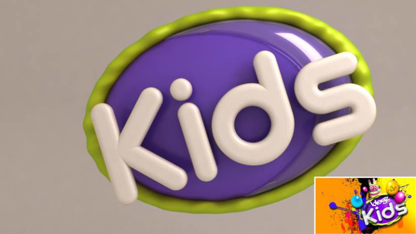 3D TV Channel Logos 6