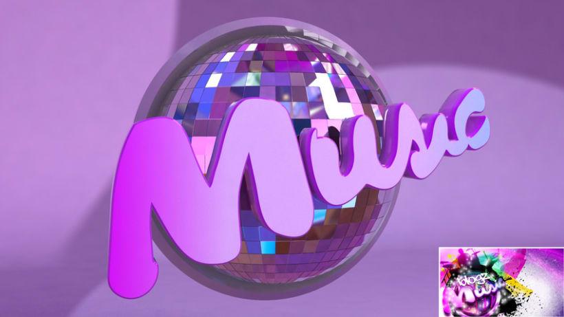 3D TV Channel Logos 8
