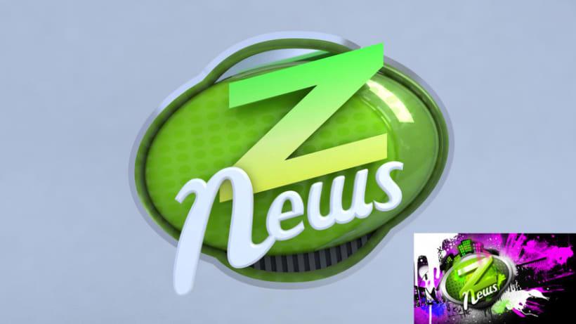 3D TV Channel Logos 9