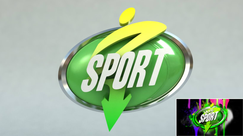 3D TV Channel Logos 11