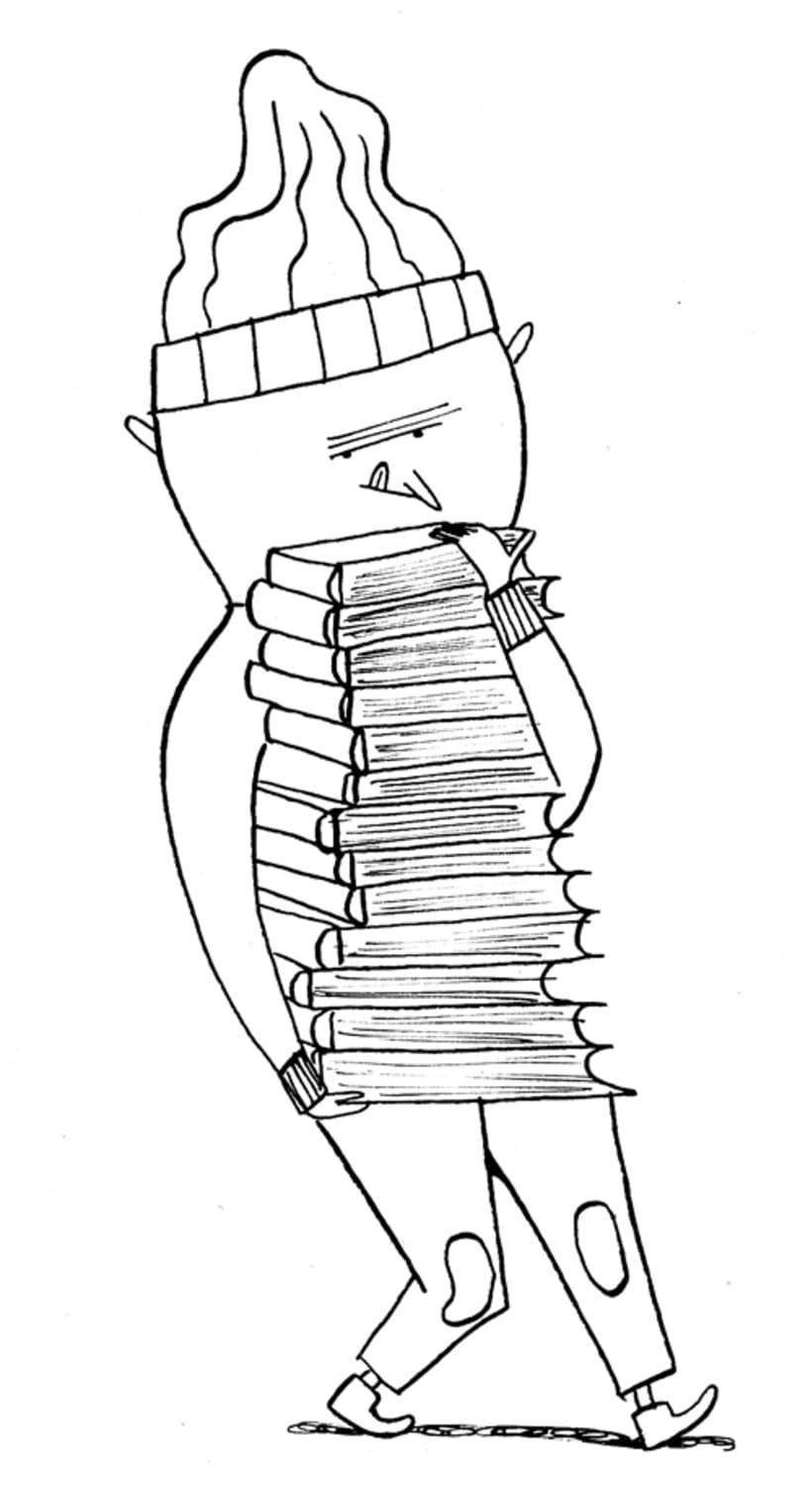 """""""La ciudad y los libros"""" 2"""
