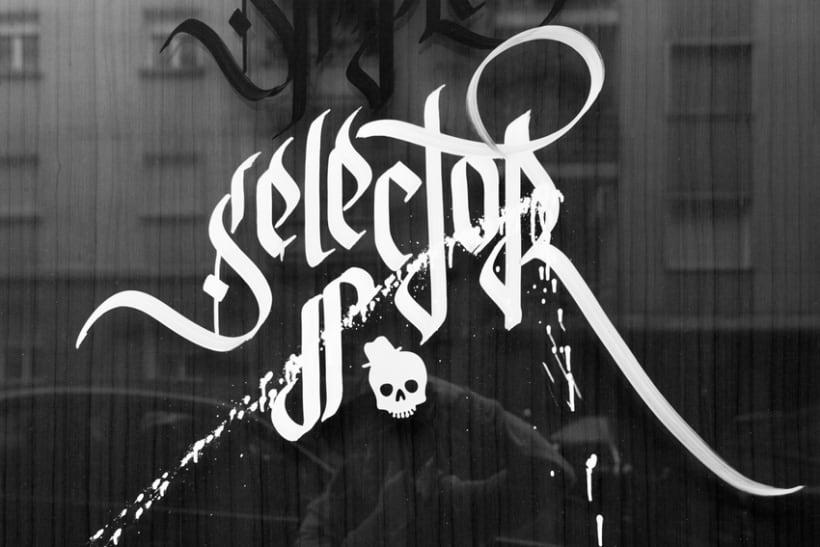 EXPOSÉ • Paste up & Calligraffiti 7
