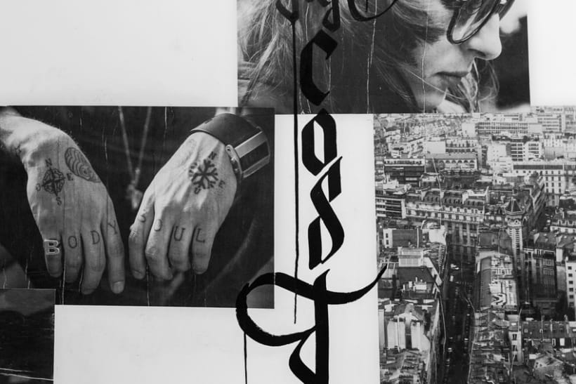 EXPOSÉ • Paste up & Calligraffiti 9