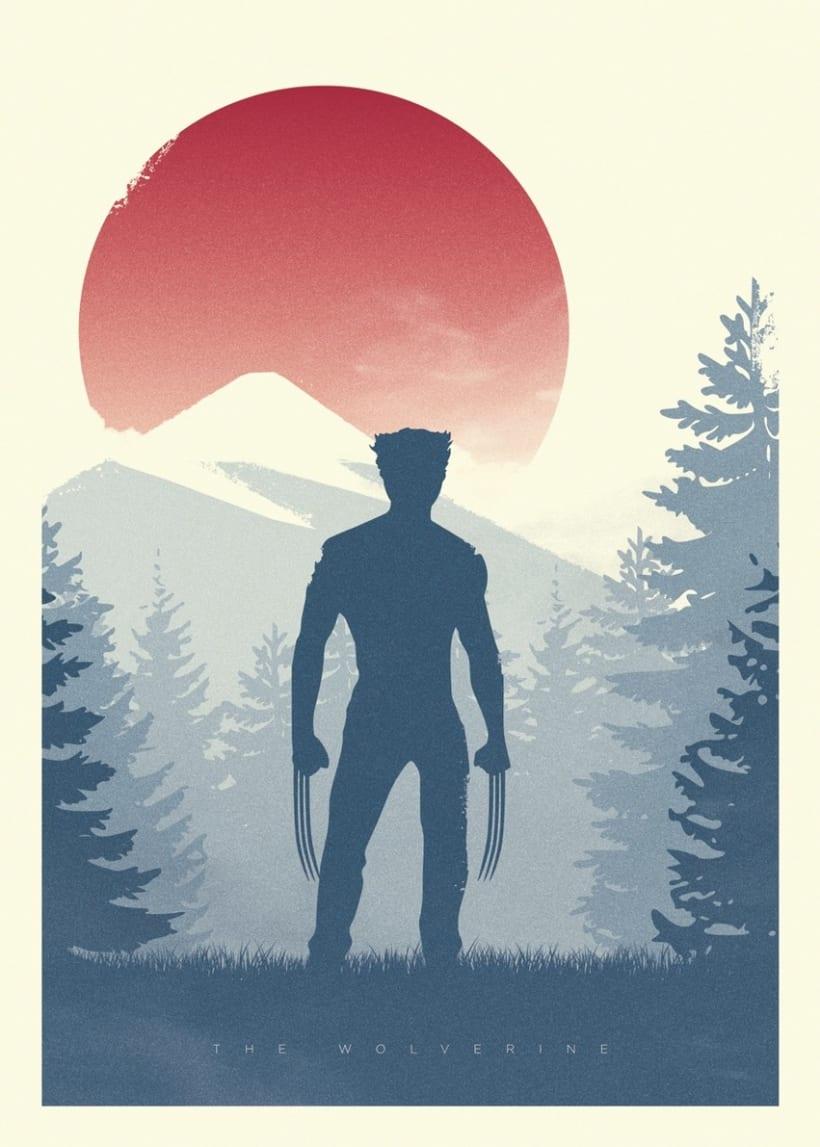 The Wolverine -1