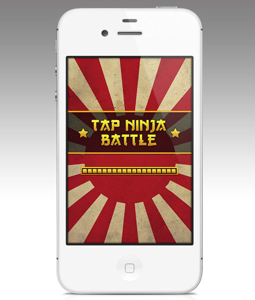 Tap Ninja Battle (App) 1