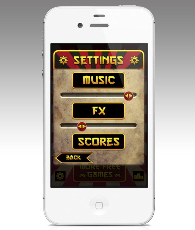 Tap Ninja Battle (App) 3