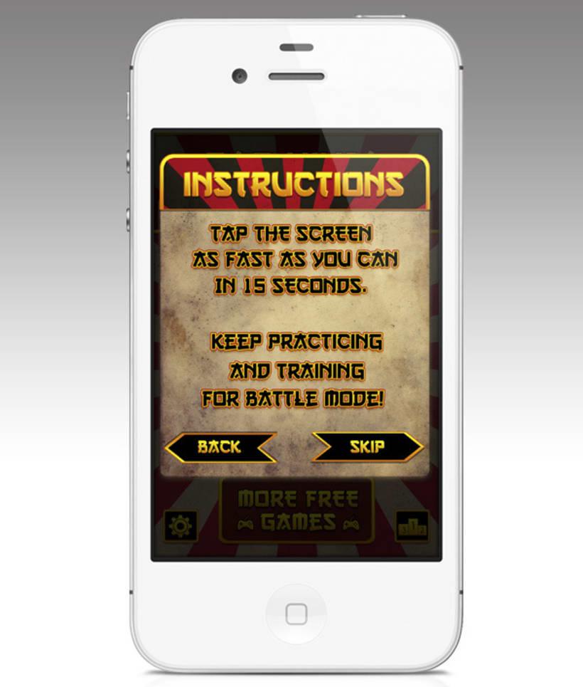 Tap Ninja Battle (App) 6