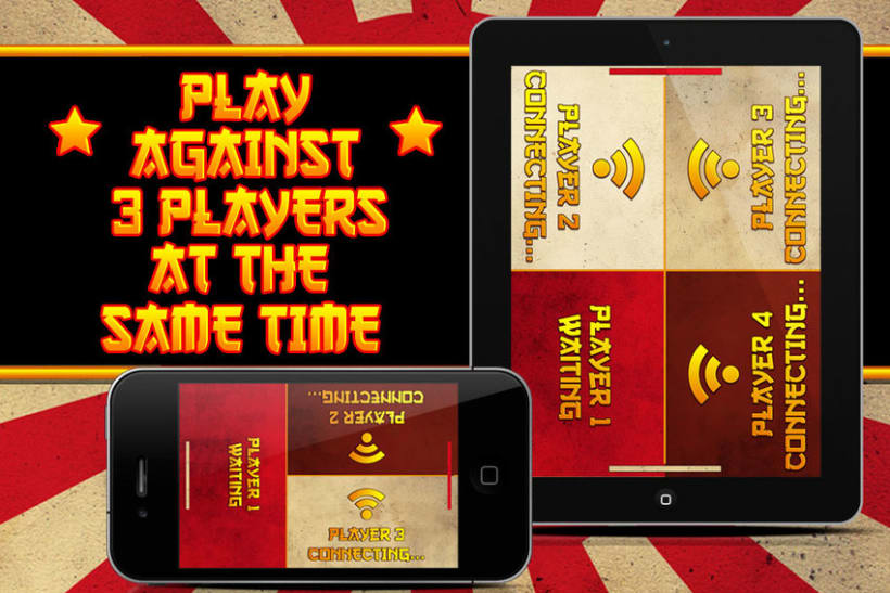 Tap Ninja Battle (App) 10