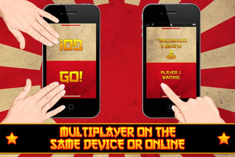 Tap Ninja Battle (App) 12
