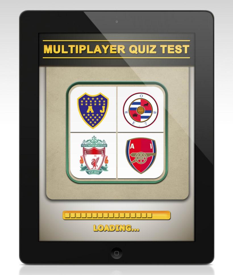 Football Quiz (App) 1