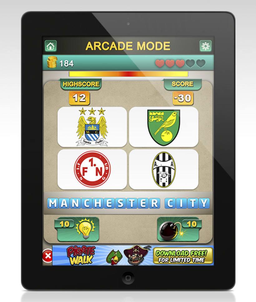 Football Quiz (App) 9