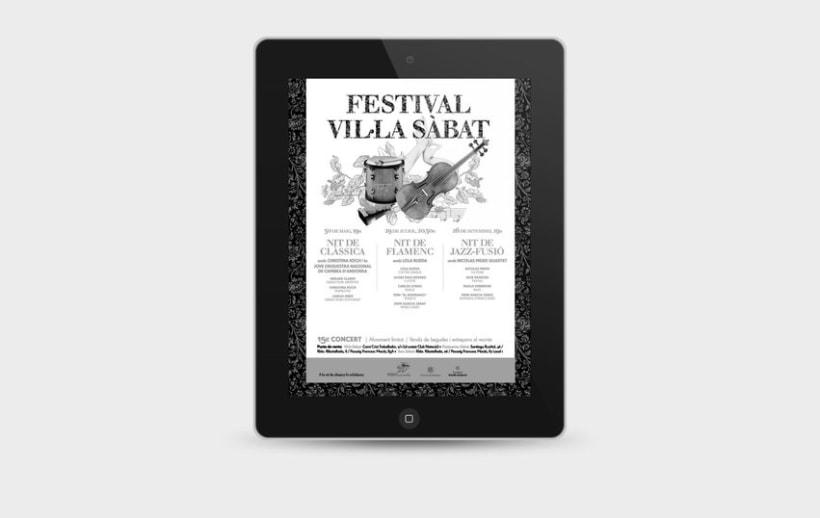 I y II FESTIVAL VIL·LA SÀBAT 3