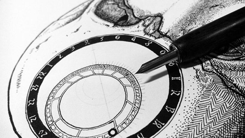 Internal Clock - Artwork 4