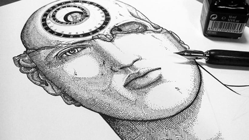 Internal Clock - Artwork 5