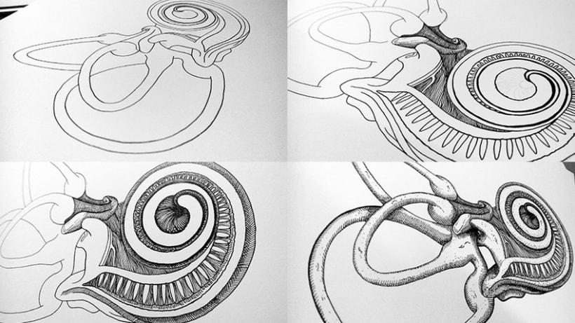 Internal Clock - Artwork 8