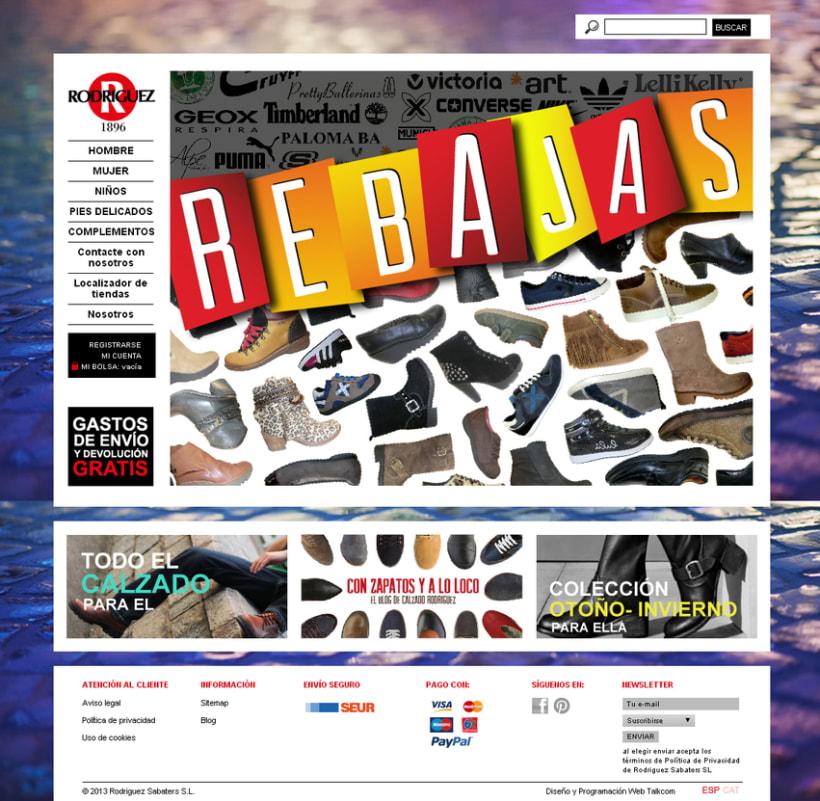 Tienda online Calzadorodriguez.com 0