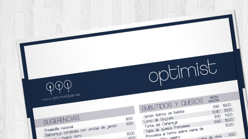 Restaurante Optimist -1