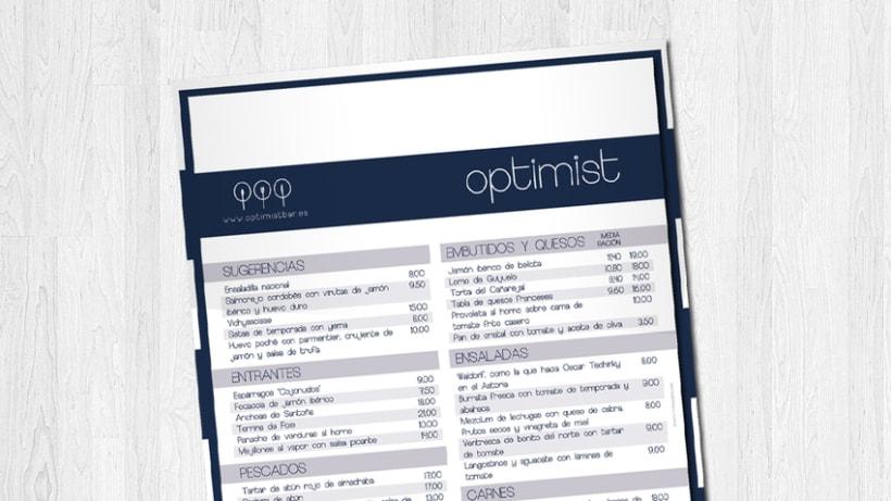 Restaurante Optimist 1
