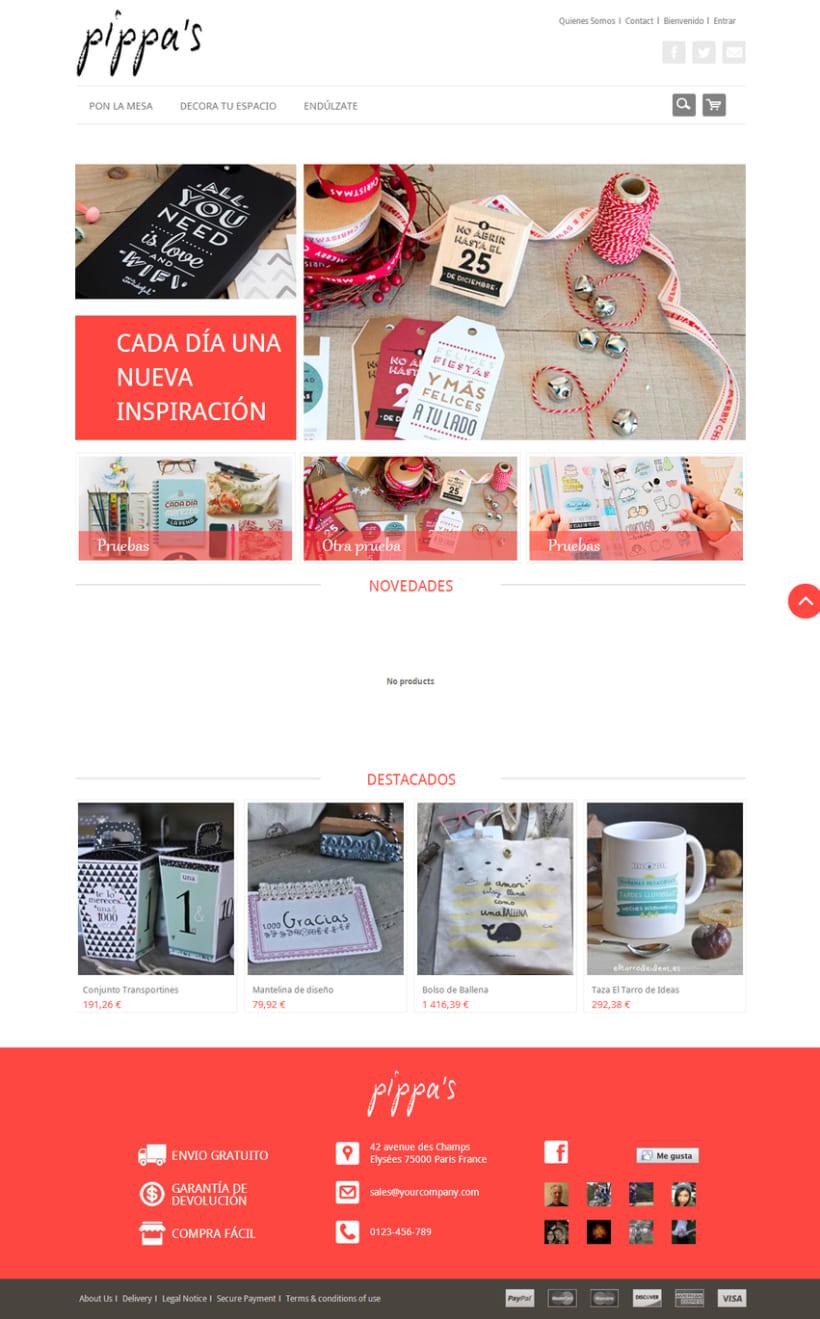 Pippas Store -1