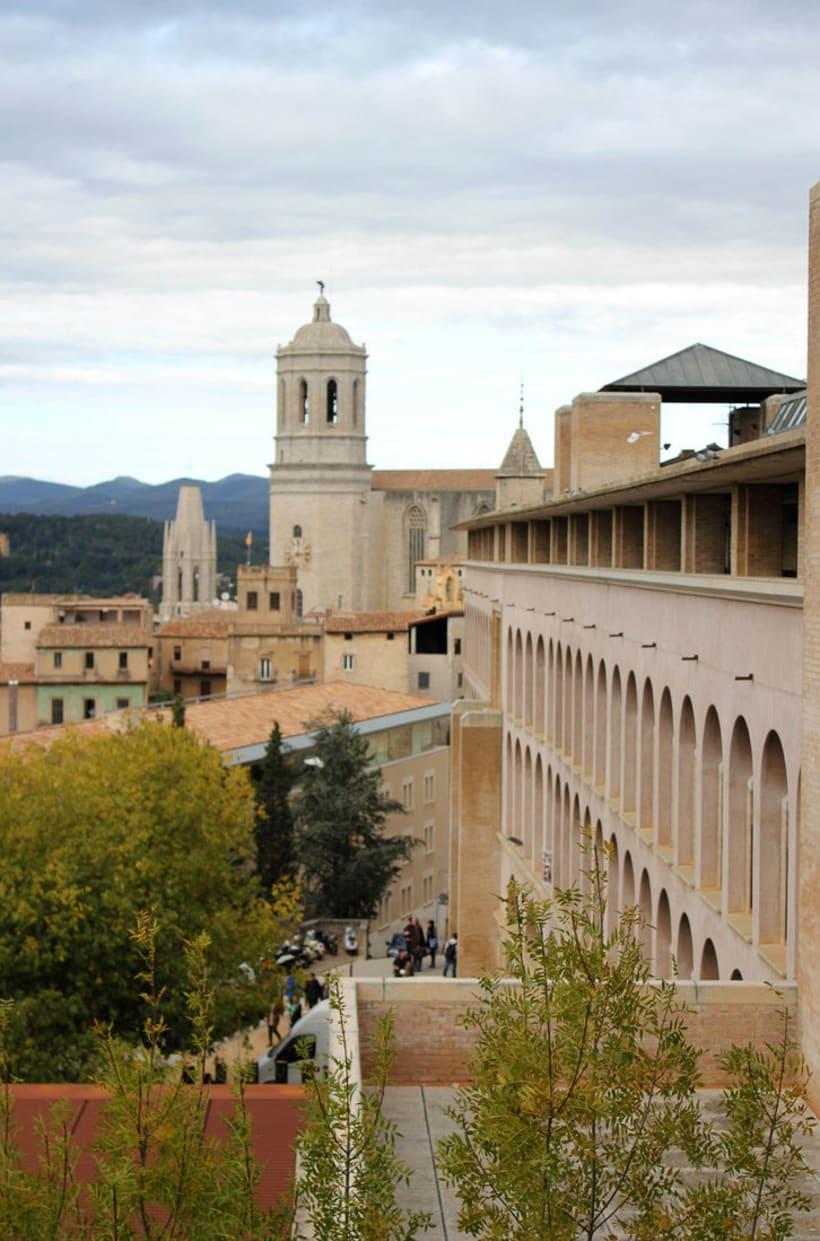 Les Àligues - Barri Vell de Girona 1