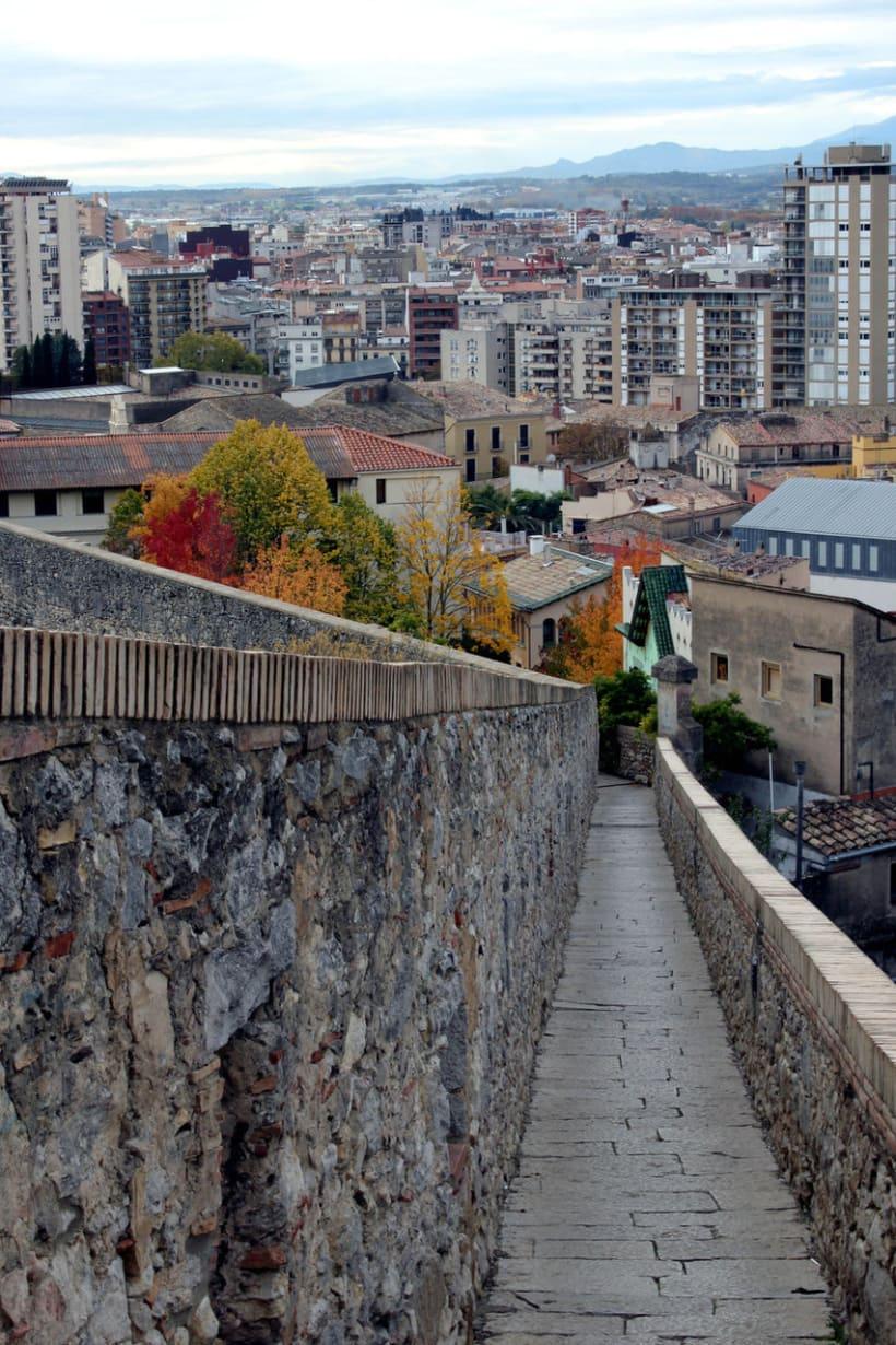 Les Àligues - Barri Vell de Girona 2