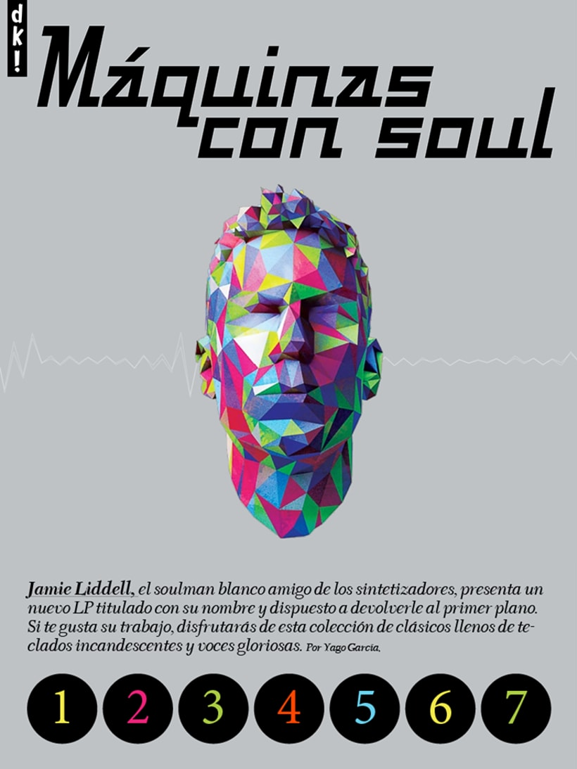 Ilustración Editorial - Duckout! Magazine 8