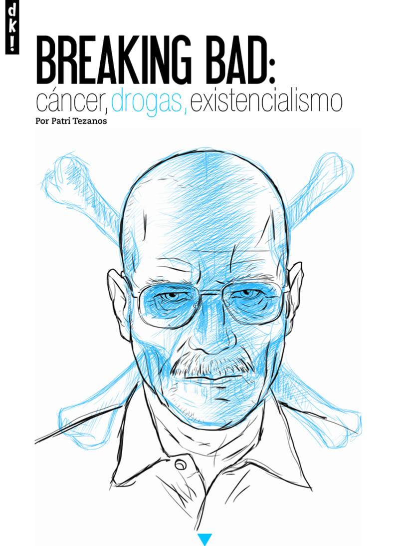 Ilustración Editorial - Duckout! Magazine 0