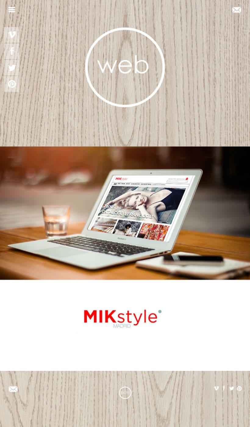 Web portfolio designer 1