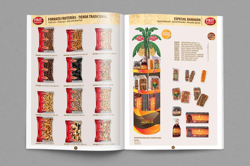 Catálogo productos étnicos 2