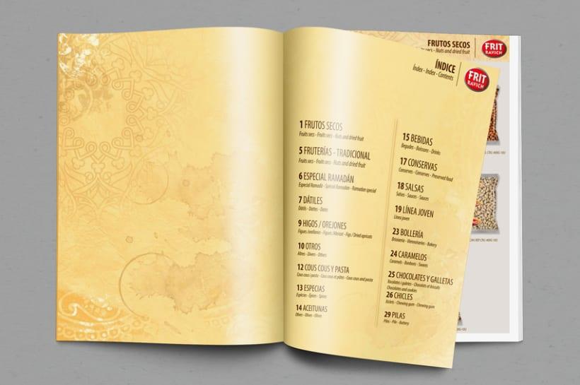 Catálogo productos étnicos 1