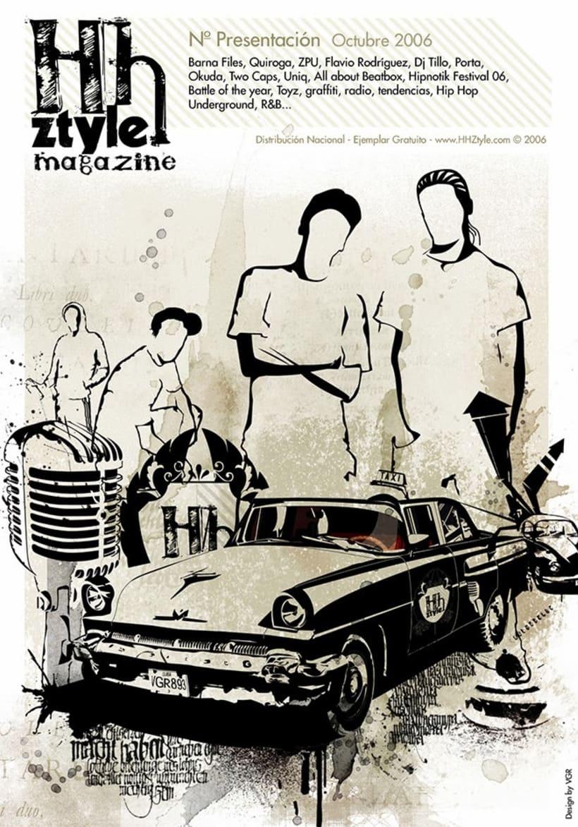 HH Ztyle Magazine -1