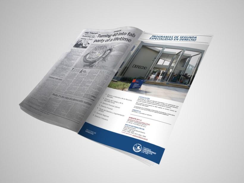 Diseño Editorial | Universidad Católica 1