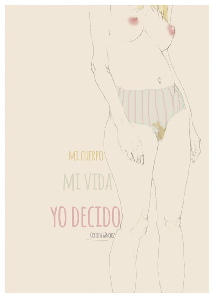 Mi Cuerpo, Mi Vida, YO DECIDO. 0