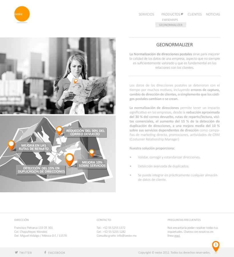 Rediseño Web: Oeste.mx 5
