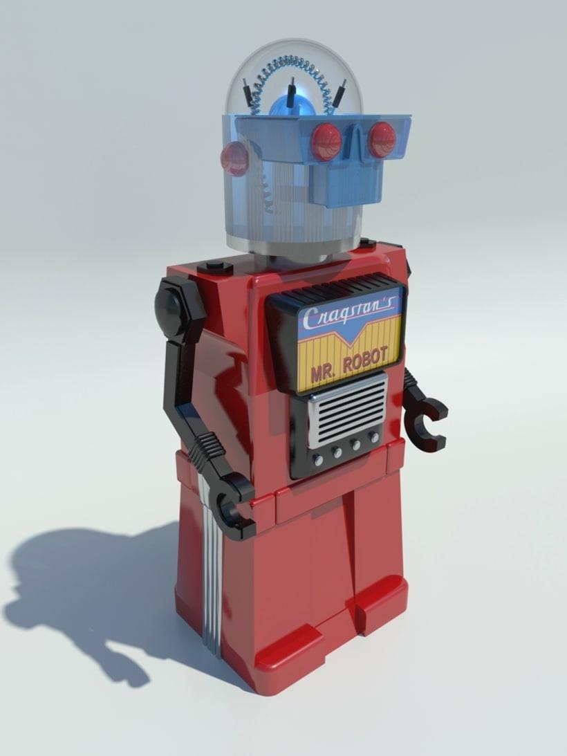 ROBOTS - 3D 2