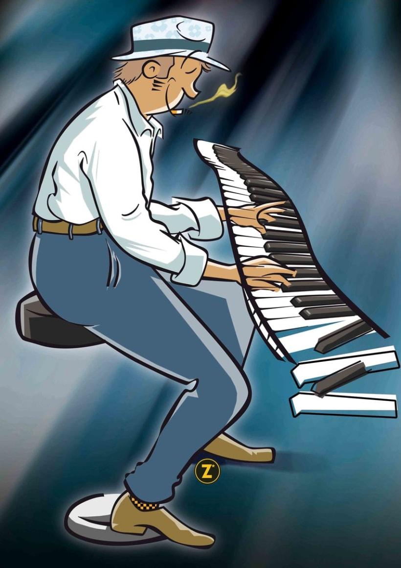 Piano Man 0