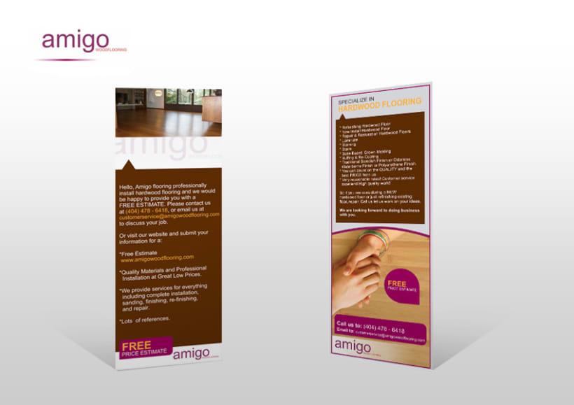Publicidad web | Amigo Woodflooring 1