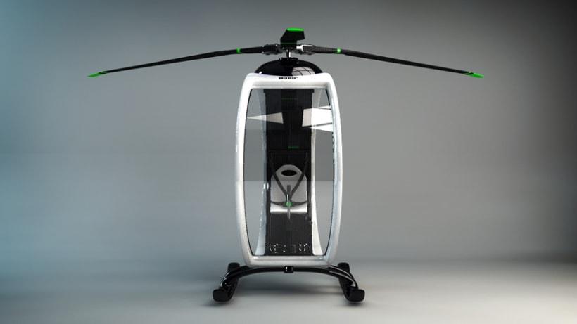 Zero Helicopter 2