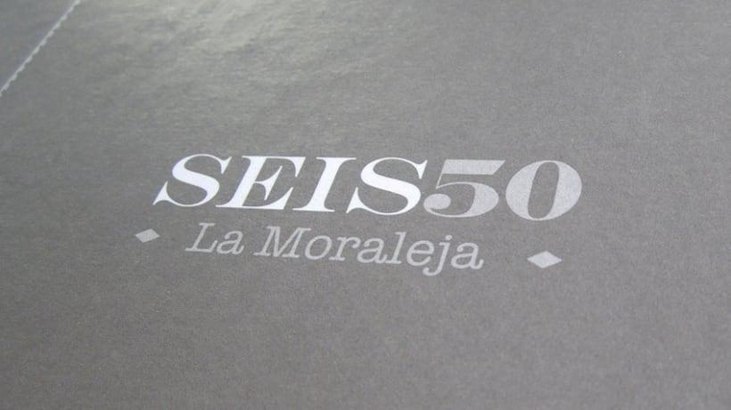 Carta Restaurante 650 La Moraleja 3